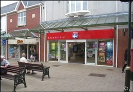 1,410 SF Shopping Centre Unit for Rent  |  Three Spires Shopping Centre, Lichfield, WS13 6NG