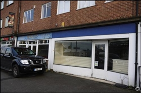 959 SF High Street Shop for Rent  |  64 - 66 Rolleston Road, Nottingham, NG5 7JN
