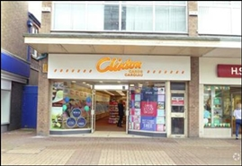 1,354 SF High Street Shop for Rent  |  53 - 55 High Street, Rhyl, LL18 1TH