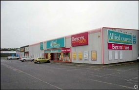 10,500 SF Out of Town Shop for Rent  |  Pensarn Retail Park, Carmarthen, SA31 2BG