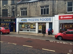 1,662 SF High Street Shop for Rent  |  56 Newgate Street, Bishop Auckland, DL14 7EQ