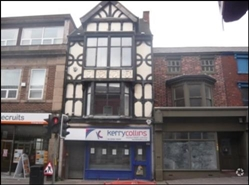 1,896 SF High Street Shop for Sale  |  Queens Chambers, Walsall, WS1 1JQ