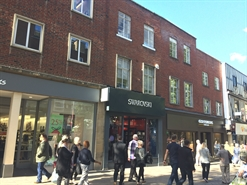 360 SF High Street Shop for Rent  |  10 Brigg Street, Norwich, NR2 1QN