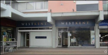 2,000 SF Shopping Centre Unit for Rent  |  Unit 38, The Swanley Centre, Swanley, BR8 7TG