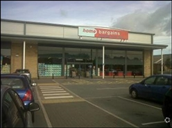 8,126 SF Retail Park Unit for Rent  |  Unit 5, Ravensthorpe Shopping Park, Dewsbury, WF13 3HN