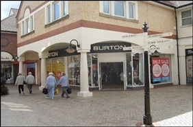 1,555 SF Shopping Centre Unit for Rent  |  George Yard Shopping Centre, Braintree, CM7 1RB