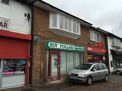 1,025 SF High Street Shop for Rent  |  757 Old Lode Lane, Solihull, B92 8JE