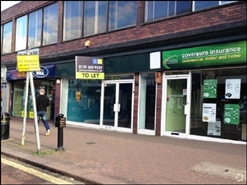 1,135 SF High Street Shop for Rent  |  St Johns House, Dudley, DY1 1PS