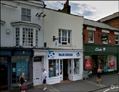 373 SF High Street Shop for Rent  |  44 The Borough, Farnham, GU9 7NW