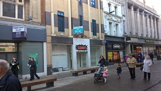 1,727 SF High Street Shop for Rent  |  37 38 Whitefriargate, Hull, HU1 2HN