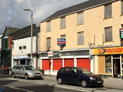 1,349 SF High Street Shop for Rent  |  12 Commercial Street, Maesteg, CF34 9DF