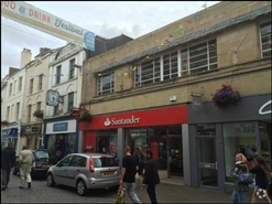 1,231 SF High Street Shop for Rent  |  23 Market Street, Falmouth, TR11 3AS