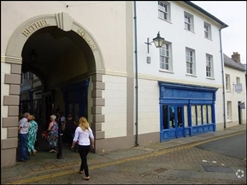 645 SF High Street Shop for Rent  |  Unit 20, Unit 7c, Brecon, LD3 7BA