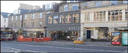 2,124 SF High Street Shop for Rent  |  12 Frederick Street, Edinburgh, EH2 2HB