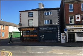 337 SF High Street Shop for Sale  |  116 Church Street, Preston, PR1 3BT