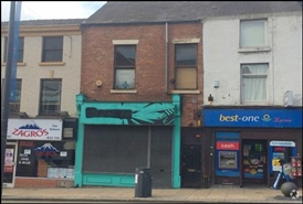 1,183 SF High Street Shop for Sale  |  47 Friargate, Preston, PR1 2AT