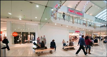 3,850 SF Shopping Centre Unit for Rent  |  Intu Metrocentre, Gateshead, NE11 9YR