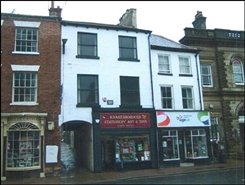 405 SF High Street Shop for Rent  |  46 High Street, Knaresborough, HG5 0EG