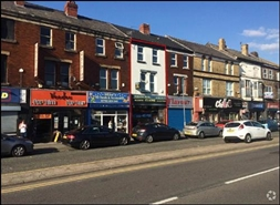 598 SF High Street Shop for Rent  |  557 Derby Road, Liverpool, L13 8AD