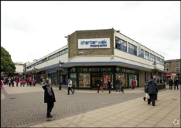 876 SF Shopping Centre Unit for Rent  |  Unit 12, 4 Howe Walk Charterwalk Shopping Centre, Burnley, BB11 1AE