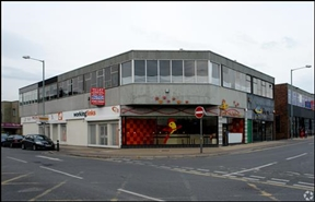 1,247 SF High Street Shop for Rent  |  16 - 18 Red Lion Street, Burnley, BB11 2BX