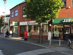 986 SF High Street Shop for Rent  |  1 & 1A Caroline Street, Bridgend, CF31 1DN