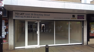 903 SF High Street Shop for Rent  |  38 Brackley Street, Farnworth, BL4 9DR