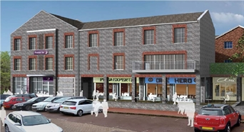 High Street Shop for Rent | Friars Court, Lewes, BN7 2PG