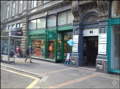 2,906 SF High Street Shop for Rent | 80 Commercial Street, Dundee, DD1 2AP