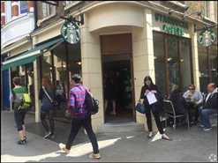 863 SF High Street Shop for Rent  |  55 - 56 Long Acre, London, WC2E 9JL