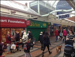 895 SF Shopping Centre Unit for Rent  |  Pyramids Shopping Centre, Birkenhead, CH41 2XY