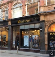 599 SF High Street Shop for Rent  |  20 King Edward Street, Leeds, LS1 6AX
