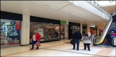2,045 SF Shopping Centre Unit for Rent  |  Unit 28-29, County Mall Shopping Centre, Crawley, RH10 1FP