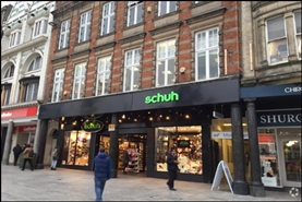 2,541 SF High Street Shop for Rent   31 - 32 Long Row, Nottingham, NG1 2DR