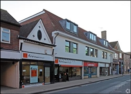 595 SF High Street Shop for Rent  |  Abbey House, Abingdon, OX14 3JF