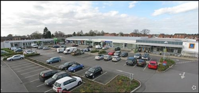 2,000 SF Shopping Centre Unit for Rent  |  Proposed New Retail Unit At, Congleton, CW12 4NB