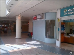 174 SF Shopping Centre Unit for Rent  |  Kiosk 1, Freshney Place Shopping Centre, Grimsby, DN31 1QQ