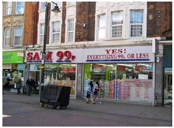 3,130 SF High Street Shop for Sale  |  56/58 East Street, Barking, IG11 8EQ