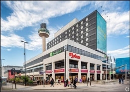 737 SF Shopping Centre Unit for Rent  |  St Johns Shopping Centre, Liverpool, L1 1LP