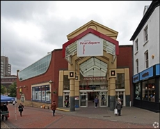 1,458 SF Shopping Centre Unit for Rent  |  Unit 33, Friars Square Shopping Centre, Aylesbury, HP20 2QF