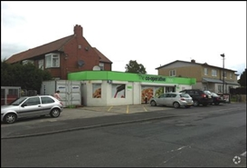 1,909 SF Out of Town Shop for Rent  |  166 Barnsley Road, Barnsley, S73 9DQ