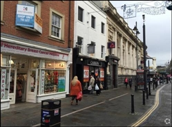 2,062 SF High Street Shop for Rent  |  11 High Street, Doncaster, DN1 1ED
