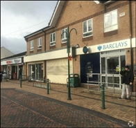1,612 SF High Street Shop for Rent  |  Units 1-2, Brunswick Court, Buckley, CH7 2ED