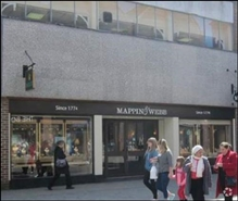 924 SF Shopping Centre Unit for Rent  |  Whitefriars Shopping Centre, Canterbury, CT1 2TF