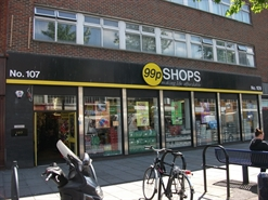 3,388 SF High Street Shop for Rent  |  107 - 109 Lewisham High Street, London, SE13 6AT