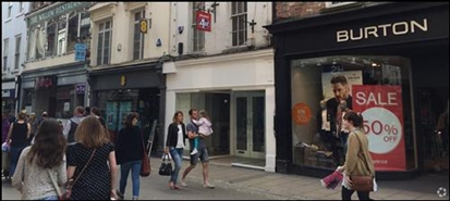 1,586 SF High Street Shop for Rent  |  33 Coney Street, York, YO1 9QL