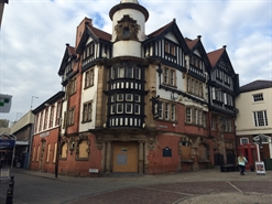 2,872 SF High Street Shop for Rent  |  The White Lion, 20 Great Underbank, Stockport, SK1 1LW