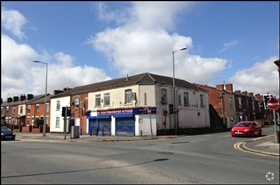 1,540 SF Out of Town Shop for Rent  |  205 Bolton Road, Wigan, WN4 8AE