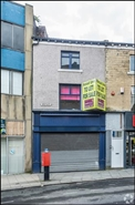 1,615 SF High Street Shop for Sale  |  29 Westgate, Dewsbury, WF13 1JQ