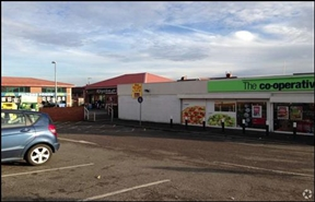 1,713 SF Out of Town Shop for Rent  |  2 Regent Crest, Barnsley, S71 3TY